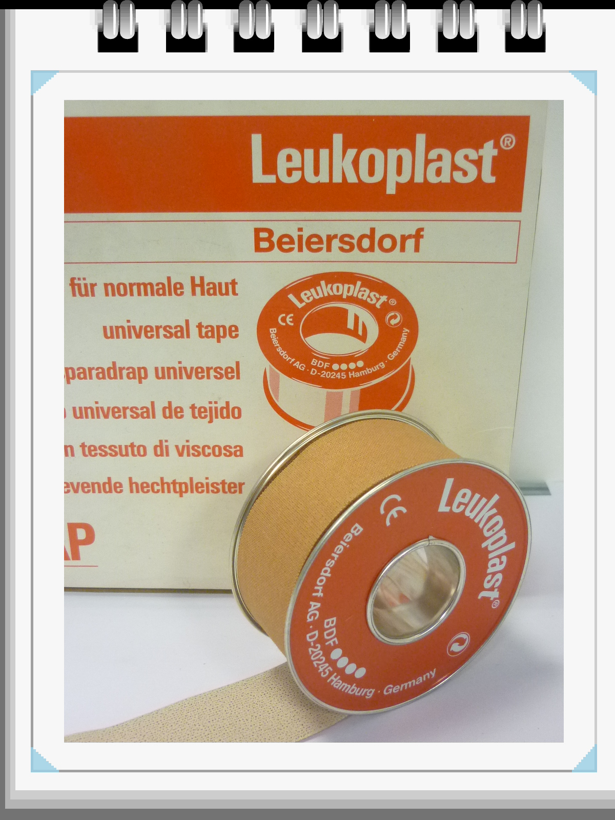 BSN medical - Leukoplast 2,5cm P--1