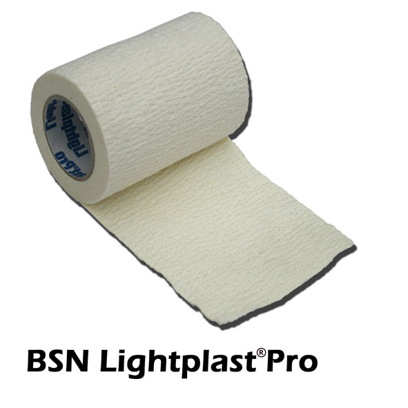 BSN medical - Cohesief verband: Lightplast Pro, 7,50cm, p--rol