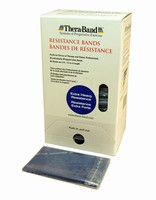 Thera-Band - Oefenband Thera-band Dispenser 30 x 1,50m blauw