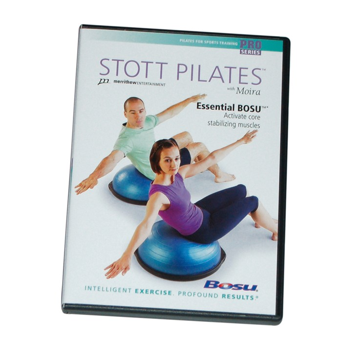 BOSU - DVD Bosu: essential pilates