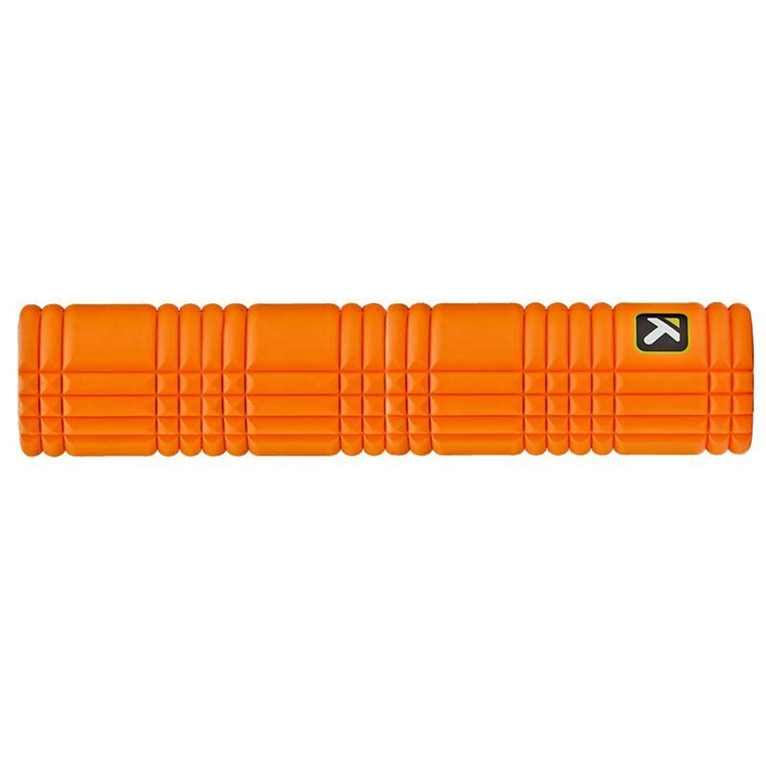 The Grid / Triggerpoint - The Grid Foam Roller Large 2.0 - oranje - 66 x 12,7cm