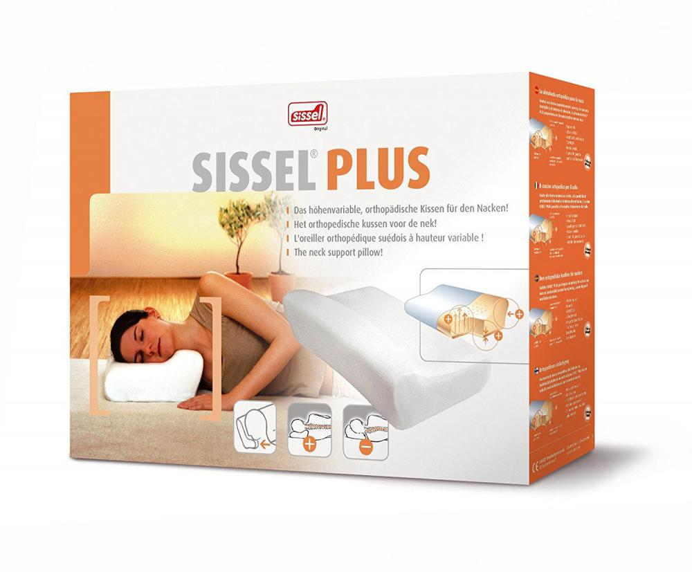 Sissel - Sissel - Orthopedic Pillow Plus + overtrek