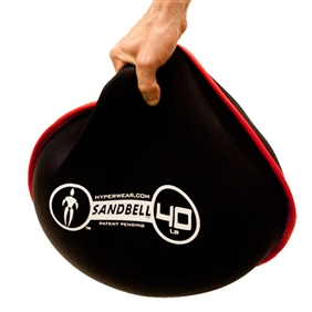 All Products - Sandbell - 1kg - rood