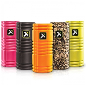 The Grid / Triggerpoint - The Grid Foam roller - lime - 33cm x 12,7cm