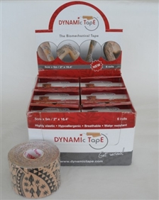 Dynamic tape - Dynamic Tape tattoo 5cm per 6