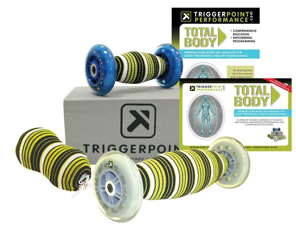 The Grid / Triggerpoint - Trigger Point: total body bundle (dvd & guidebook)