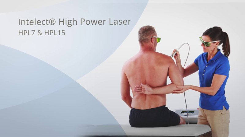 DJO / Chattanooga - Intelect High Power Laser HPL7