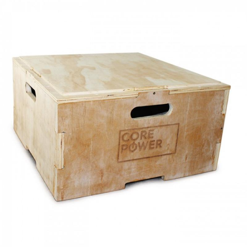 Stroops - Plyo Box hout 30.5cm