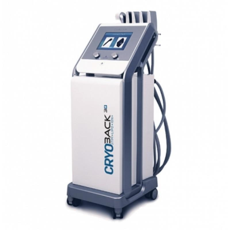 Cryoback - CryoBack3 (lipo+stim+pulse+integr.trolley